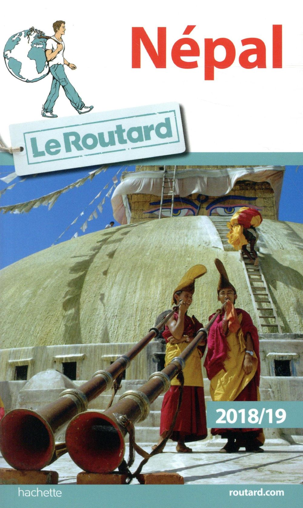 GUIDE DU ROUTARD NEPAL 201819